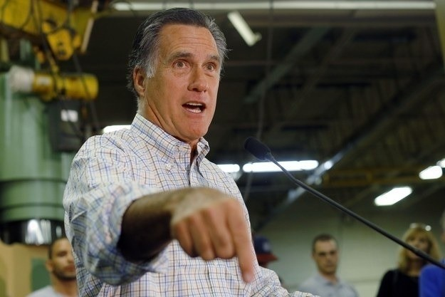 "GOP Congressman: Mitt Romney Can Raise ""$1 Billion To Beat Hillary Clinton"""