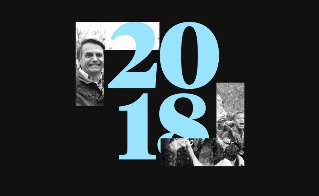 Retrospectiva 2018: fatos e personagens que marcaram o ano - Flipboard