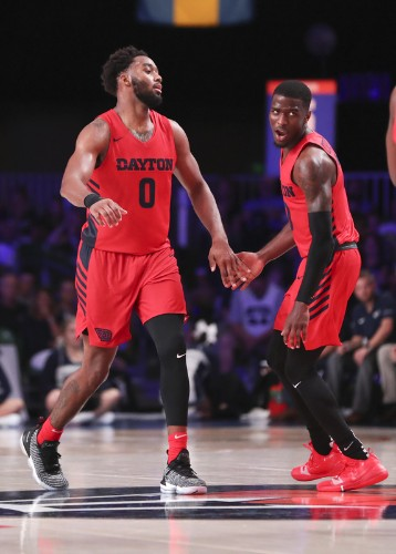 Crutcher carries Dayton to victory over Butler