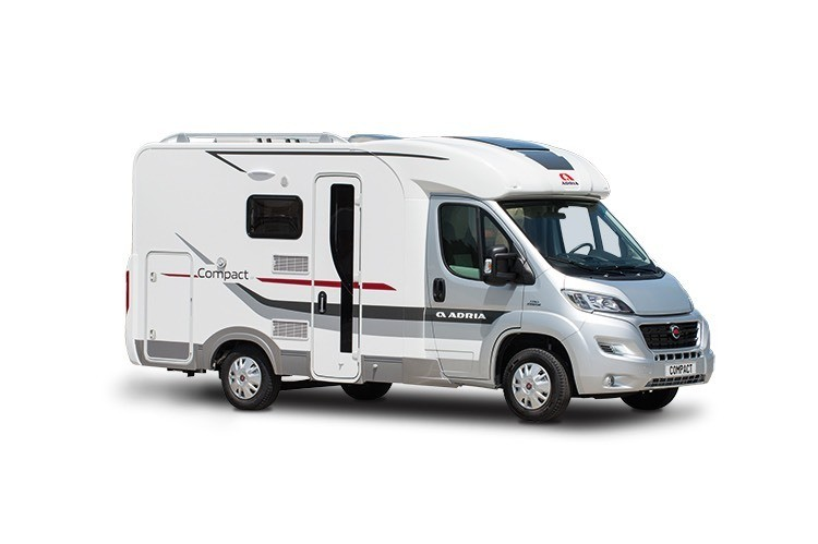 MotorHome ADRIA Compact PLUS SP - cover