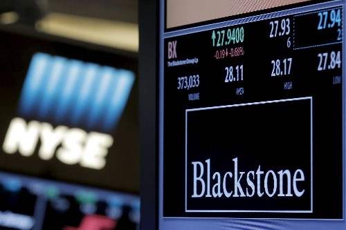 Blackstone to switch from a partnership to a corporation