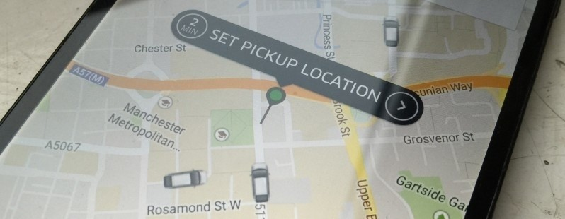 Uber has 'taken disciplinary actions' against general manager for privacy violations