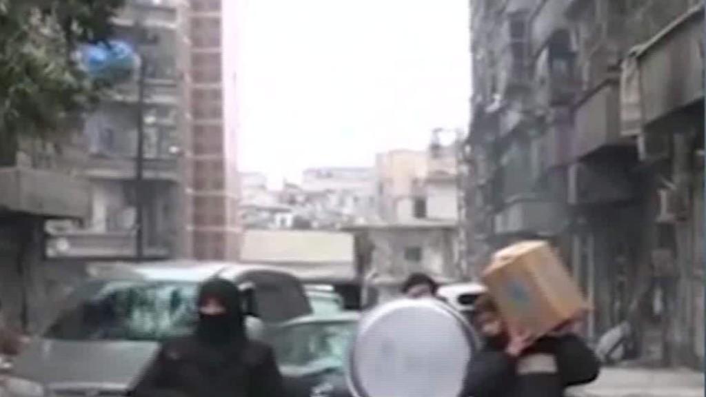 Deadly car bomb rocks rebel-held Syrian city, activists say