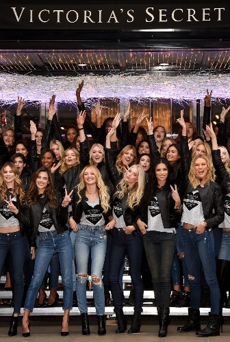 Victoria Secret's Models in Pictures