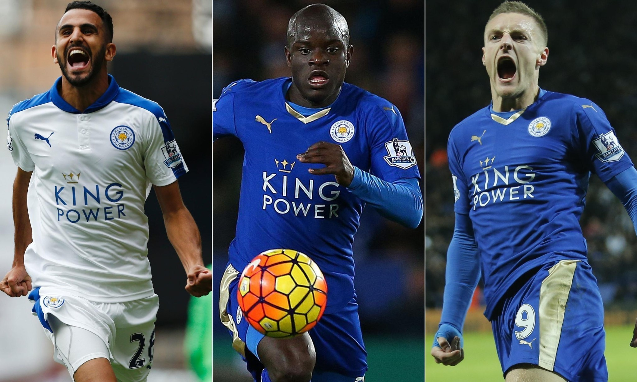 From Schmeichel to Vardy: Leicester's title winners rated