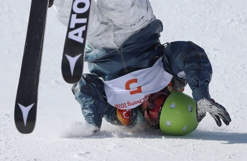 Vonn, Chen Fail to Medal on Day 8 at the Olympics: Pictures