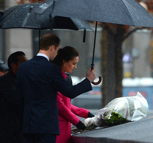 Will and Kate Visit NYC: In Pictures