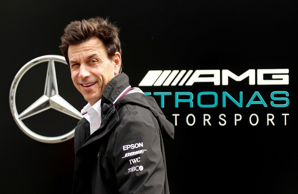 Mercedes are now ready to sign new F1 deal, says Wolff
