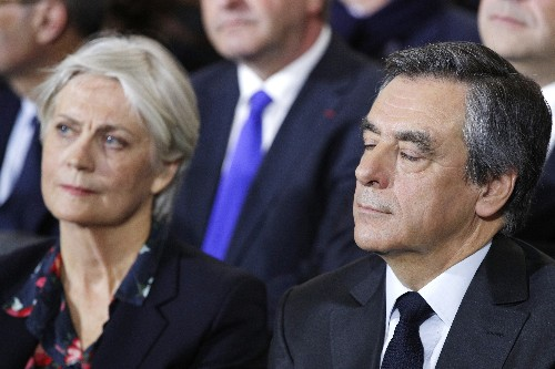 Former French PM Fillon and wife to stand corruption trial
