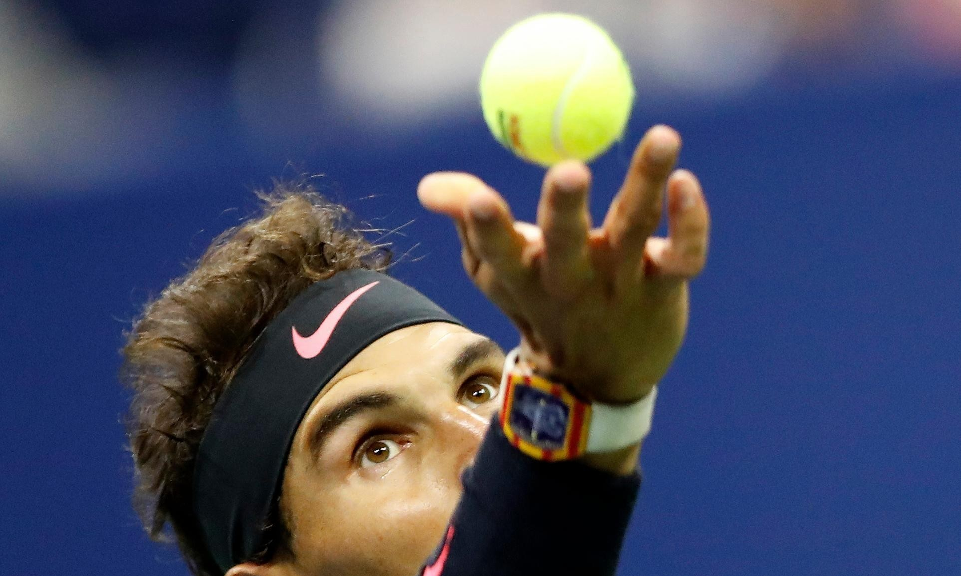 Rafael Nadal v Kevin Anderson: US Open men's final – live!