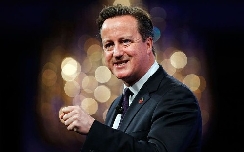 Britain will not remain in Europe 'come what may', David Cameron says