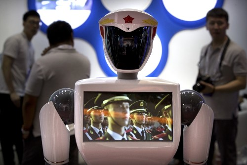The World Robot Conference in Pictures