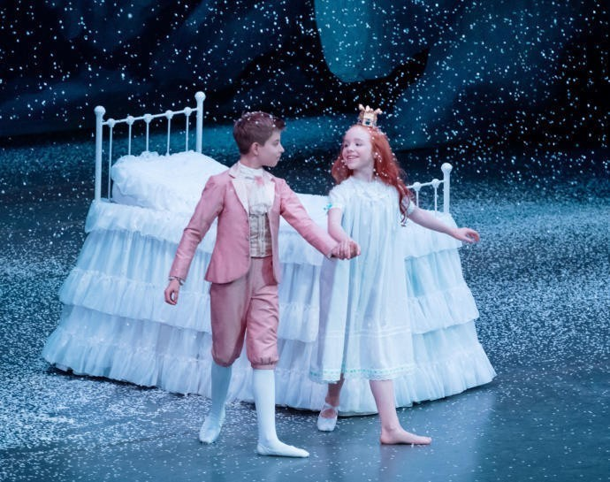 """Princely Duties at """"The Nutcracker"""""""