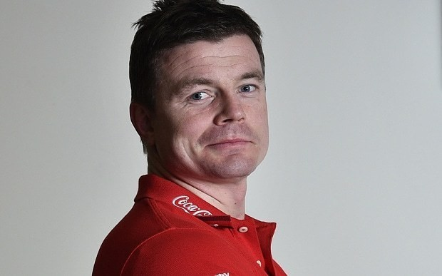 Brian O'Driscoll makes plea for future of the game: focus on skill, not size