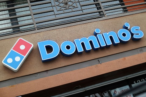 Domino's same-store sales at company-owned U.S. outlets miss estimates