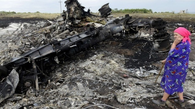 Report: MH17 downed by 'high-energy objects'