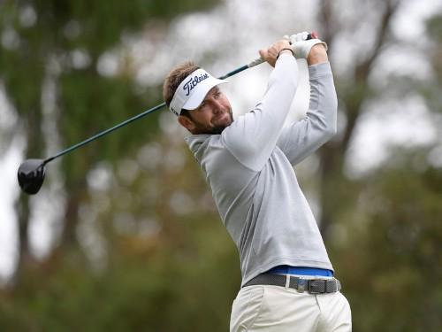 Jamieson edges ahead at Alfred Dunhill Championship