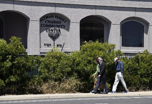AP Exclusive: Synagogue just got money to improve security