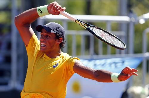 Tennis: Brazil's Souza provisionally suspended amid corruption probe