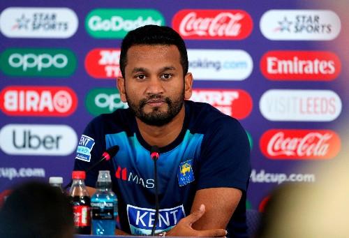Cricket: Batting collapses have cost Sri Lanka at the World Cup - Karunaratne
