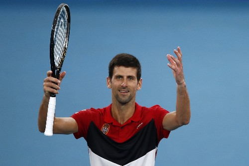 Djokovic outlasts Medvedev to lead Serbia into ATP Cup final