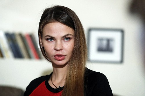 Russian escort says she gave Trump info to Russian tycoon