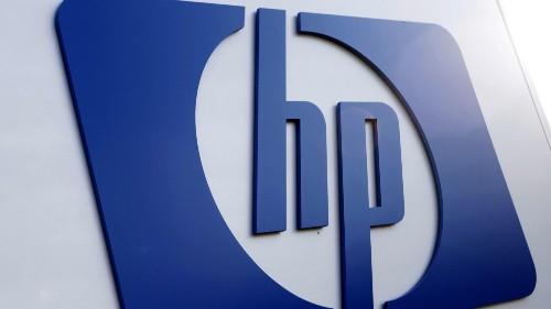 HP Slumps On Revenue Decline Ahead Of Split