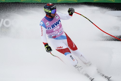 The Beat goes on: Feuz defends downhill Birds of Prey title