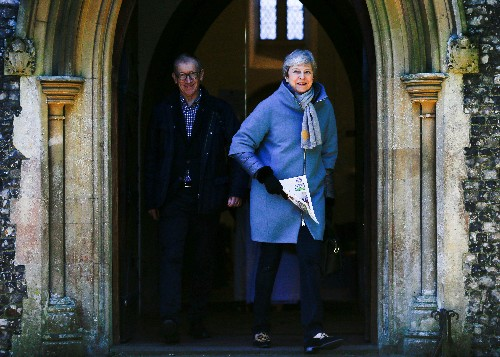 Brexit in crisis as PM May plots a course around speaker's obstruction