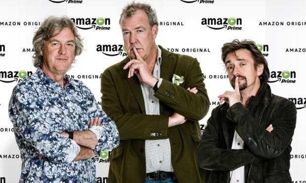 Apple 'made Jeremy Clarkson bid as it plans Netflix-style service'