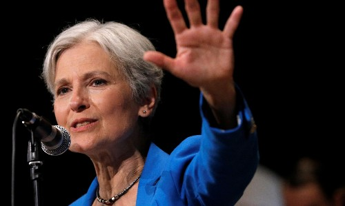 Jill Stein prepares to request election recounts in battleground states