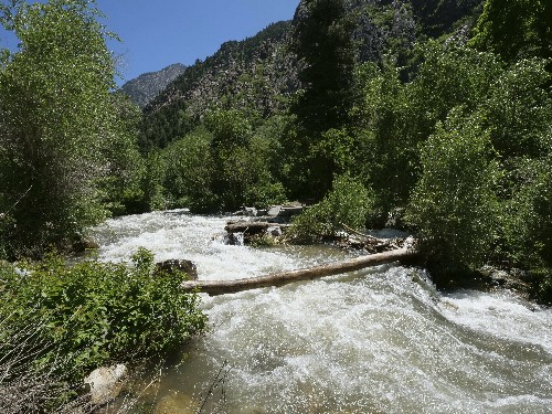 Snowmelt fills rivers in US Southwest, easing drought fears