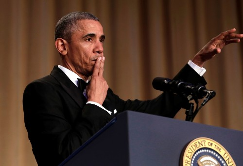 White House Correspondents Dinner: Pictures