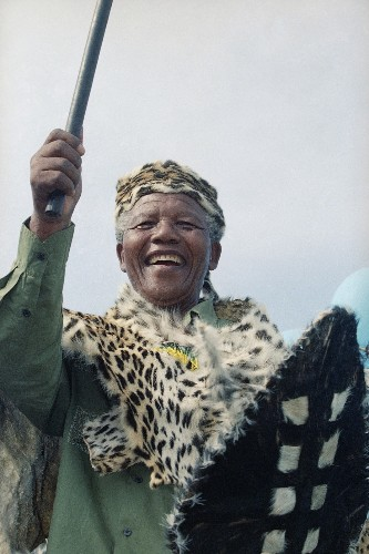 Nelson Mandela in Pictures