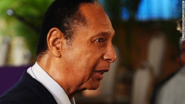 Former Haitian dictator 'Baby Doc' dies