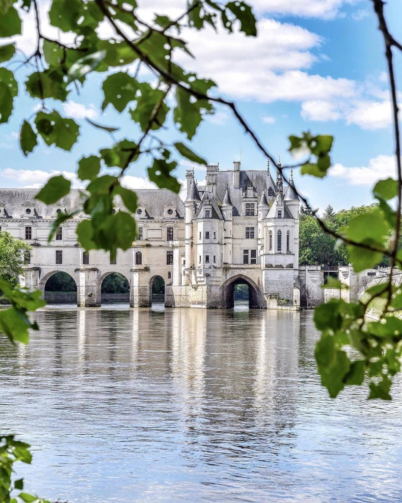 viola 🌎 Château de Chenonceau - France