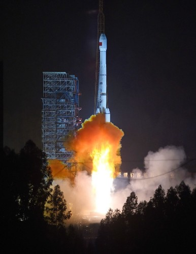 Gaofen 4, The World's Most Powerful GEO Spy Satellite, Continues China's Great Leap Forward Into Space