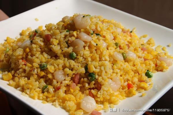 """""""云峰""""的家乡味:虾仁咖喱饭、剁椒麻婆豆腐"""