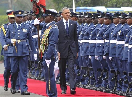 President Obama Visits Africa