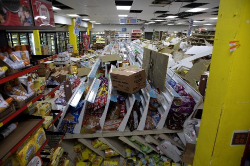 Earthquake Rattles Puerto Rico: Pictures