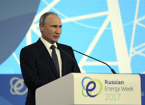 Putin says Trump is listening to Russia's views on North Korea crisis