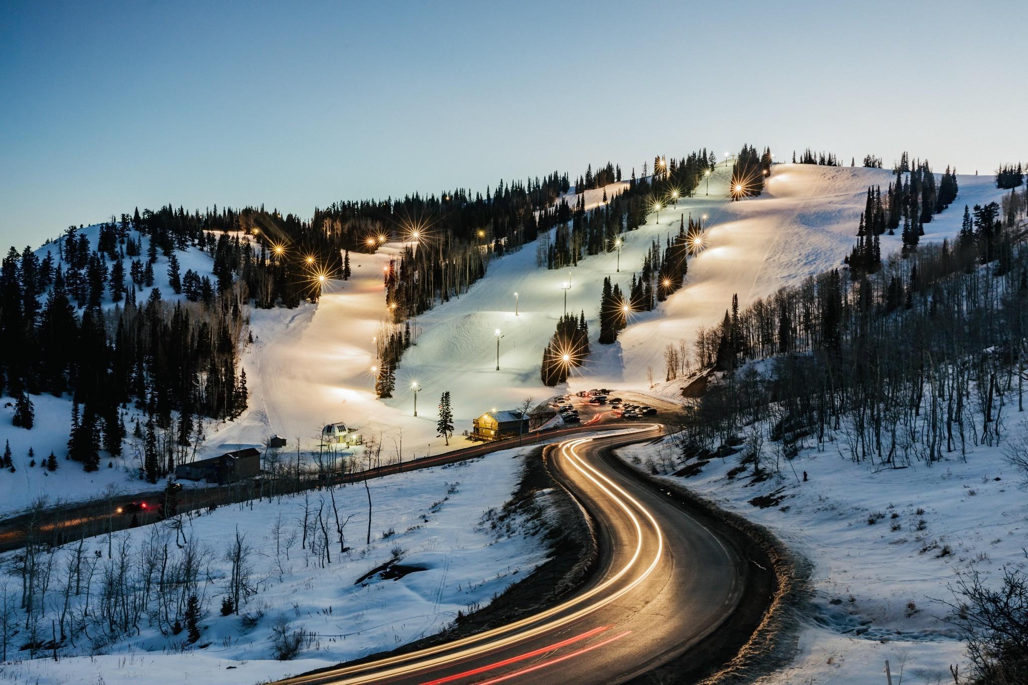 Welcome to Powder Mountain – a utopian club for the millennial elite