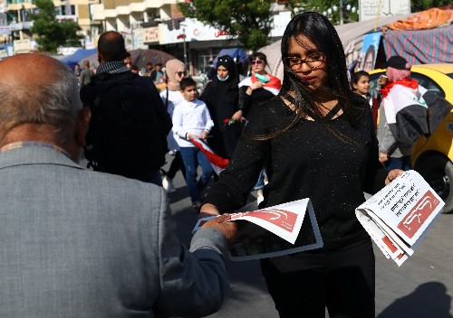 Tuktuk, newspaper of Iraq's uprising, aspires to be vehicle for change
