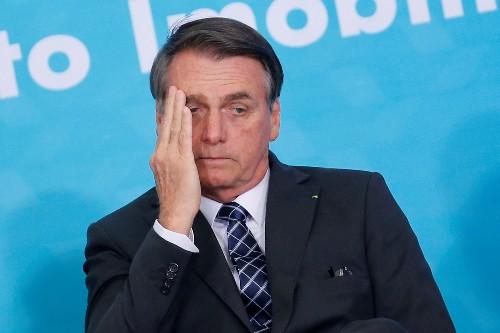 Brasiliens Präsident wegen Amazonas-Waldbränden unter Druck