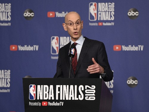 Adam Silver reveals advice he's given to Zion Williamson