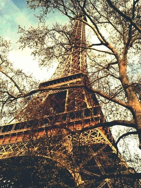 Paris Paris ;-)