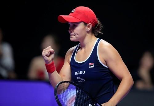 WTA roundup: Barty, Yastremska to meet in Adelaide final