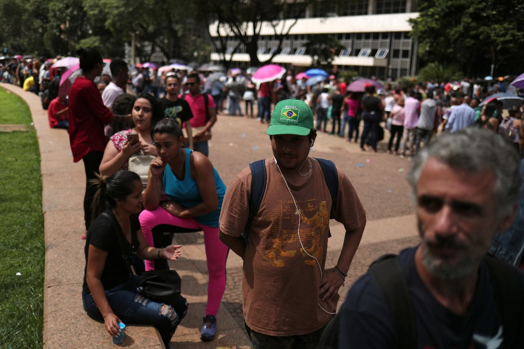 Brazil unemployment, end of emergency aid threaten economic recovery