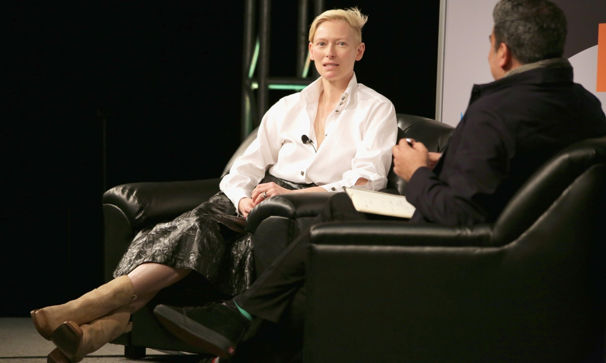 SXSW 2014: Tilda Swinton on Derek Jarman: 'He wrapped the centre around him'