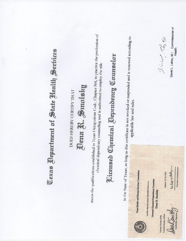 LCDC RESUME - cover